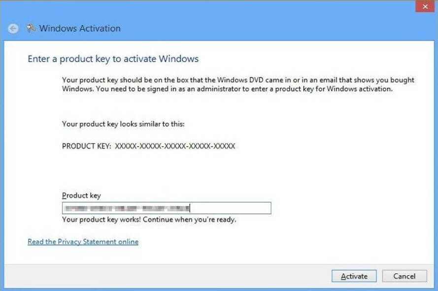 Activate Windows 10, When the Message Appears and How to Delete it