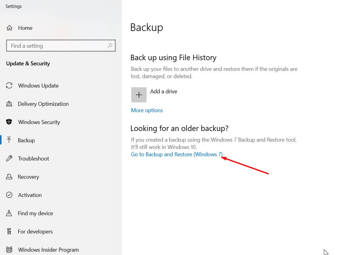 Create Windows 10 System Image Without Using Third-Party Software - Image 1