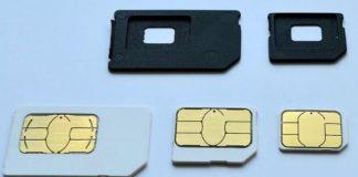 Cut SIM and Turn it into Micro SIM or Nano SIM