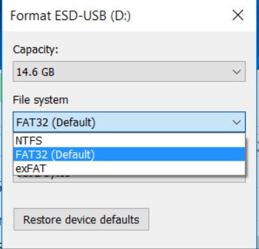 Difference Between NTFS, FAT32 and exFAT: Here's What Changes - Image 2
