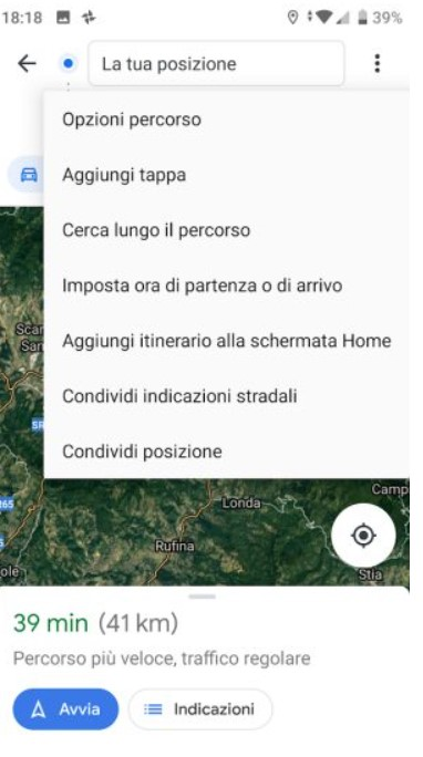 Google Maps navigator but not only, All the most useful features