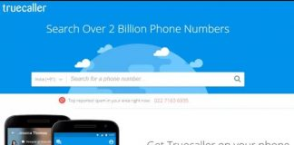 Look for the Mobile Number and Trace the Name of the Holder