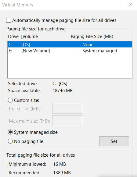 Pagefile.sys paging file: What it is for and how to manage it - Image 3