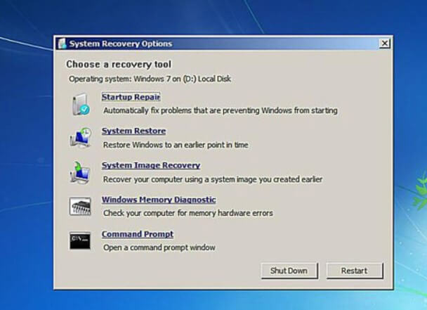 Fix MBR to Restore Windows Boot and Computer Startup - Image 8