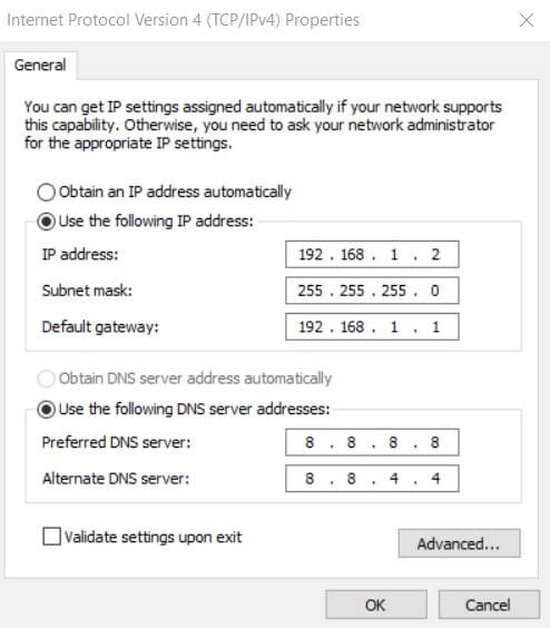 Default gateway, What it is and How to set it up