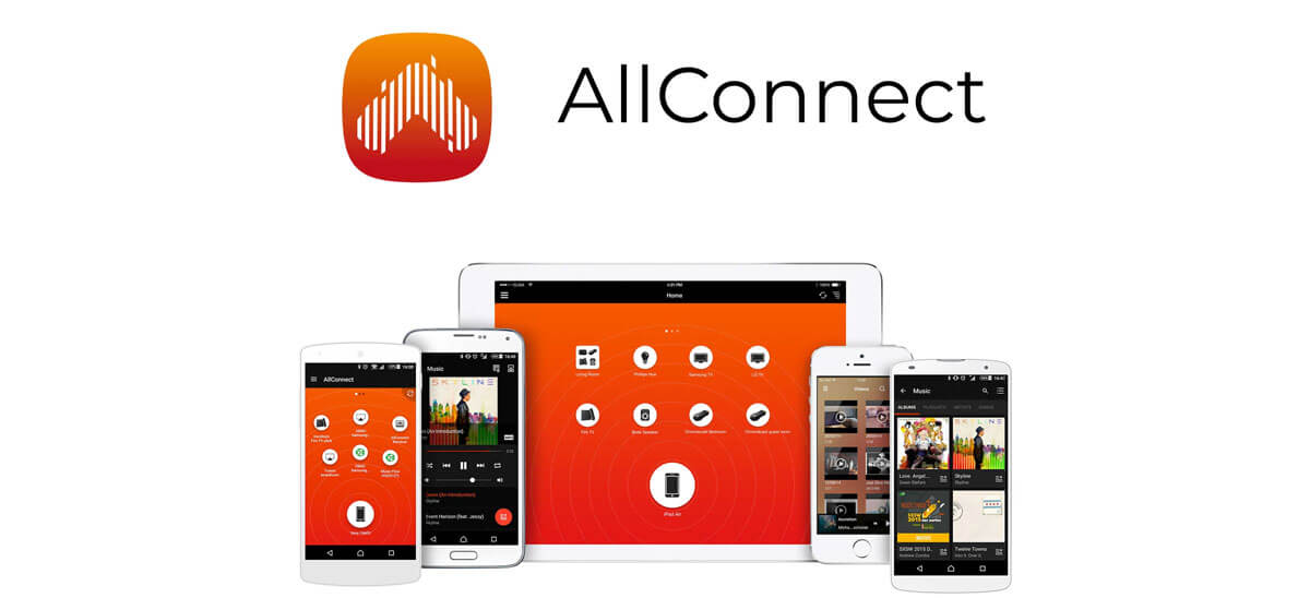 Using AllConnect to Mirror iPhone to FireStick