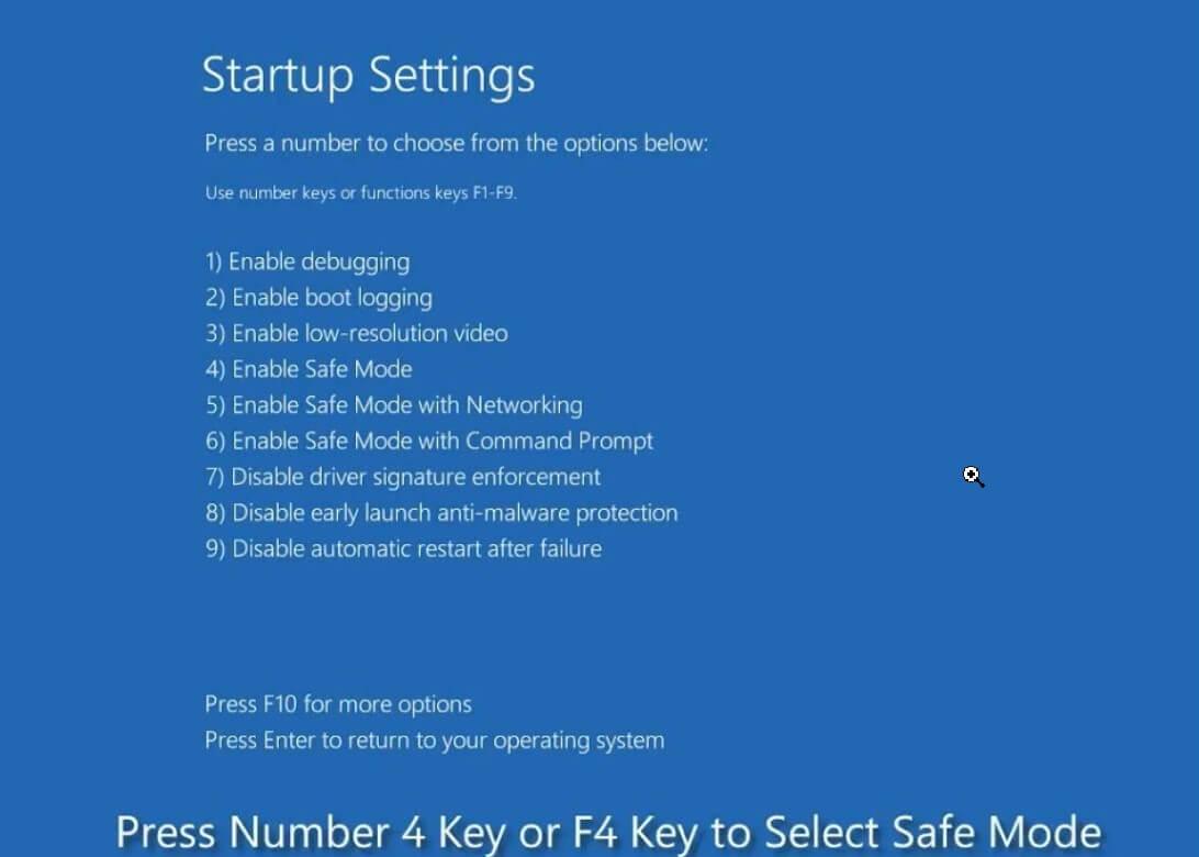 Windows 10: Black Screen Problem on Startup or After Login - Image 10