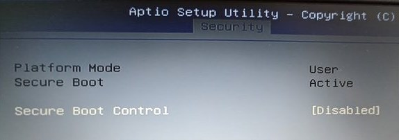 4) Restart the computer and access the boot settings in the BIOS / UEFI