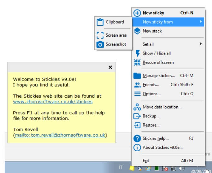 Post it Desktop with Windows, How to Take Notes and Notes - Image 5