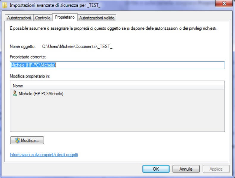 Access denied to files and folders: how to fix - Image 2