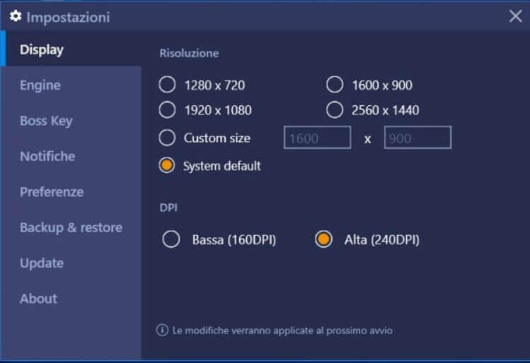 BlueStacks, What it is and How it works - Step 4