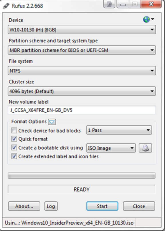 Bootable USB stick, how to prepare it - Image 1
