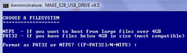 Bootable USB stick, how to prepare it - Image 4