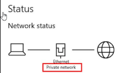 Difference between public network and private network in Windows 10 -Image 4