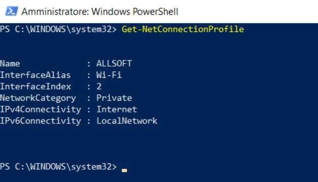 Difference between public network and private network in Windows 10 -Image 5