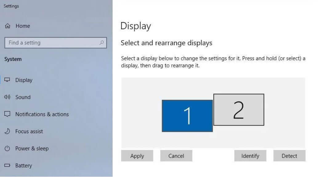Extend the screen in Windows with Chromecast - Image 1