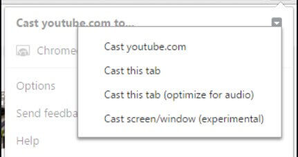 Extend the screen in Windows with Chromecast - Image 6