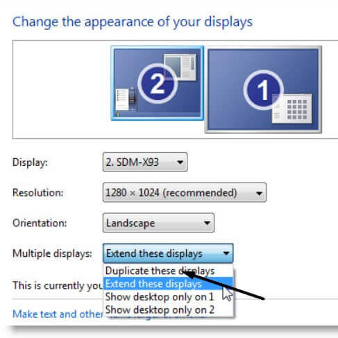 Extend the screen in Windows with Chromecast - Image 8