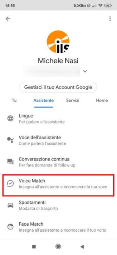 How To activate OK Google on your devices - Step 2