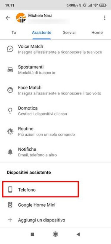 How To activate OK Google on your devices - Step 4