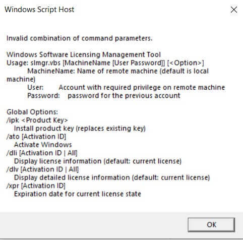 How to check if Windows is activated.