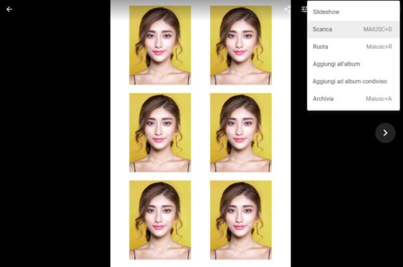Passport photo, how to create it with an Android smartphone - Image 8
