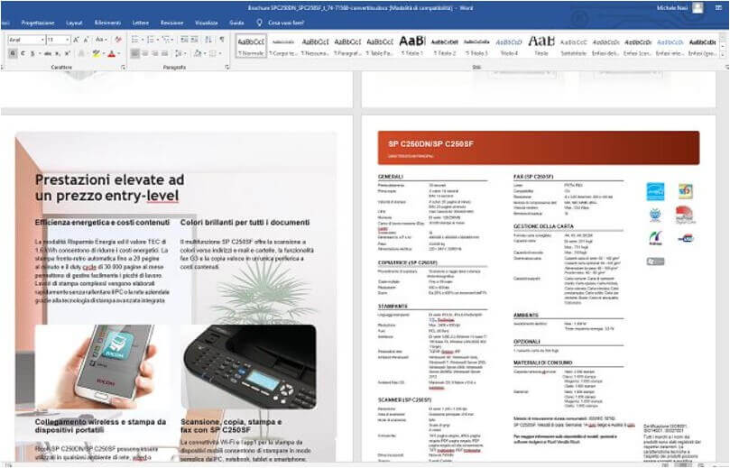 Program to Convert PDF to Word for Free - Step 6