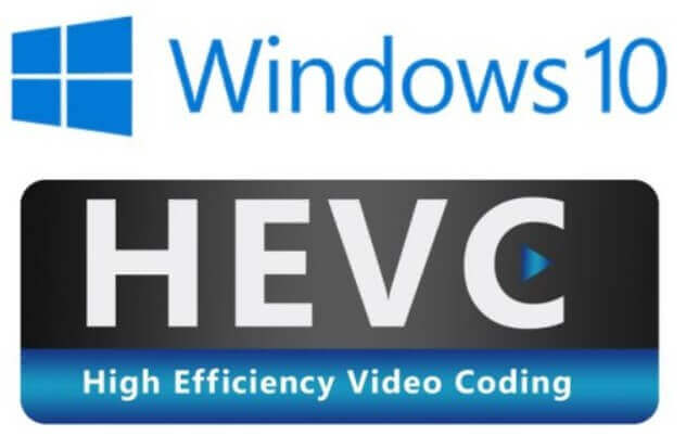 Windows 10, the HEVC Codec now Available in the Microsoft Store