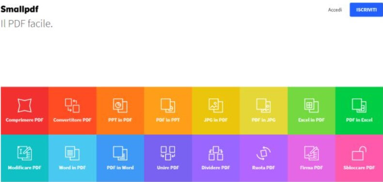 Compress PDF: all free solutions - Image 4