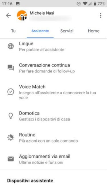 Voice Assistant: How it works and What it is for - Step 1