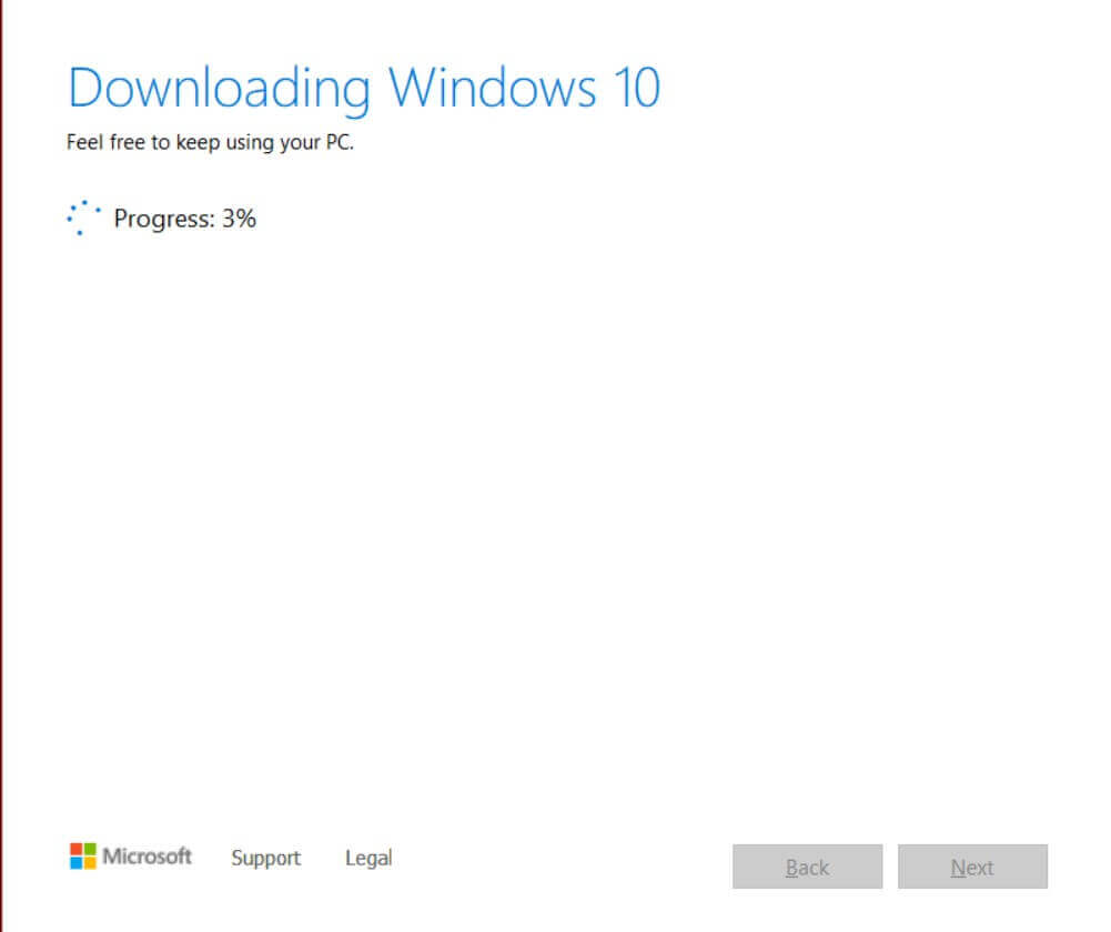 Windows 10: Requirements for Upgrading from Windows 7 - Step 3