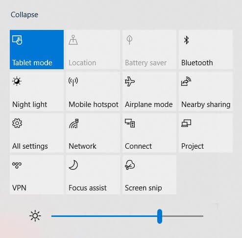 Windows 10 Start Menu: How To Restore that of Previous Versions - Step 2