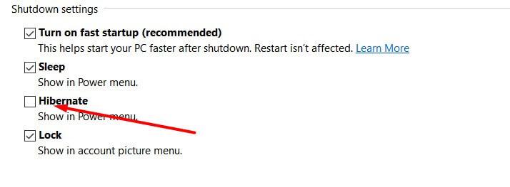 Windows 10 Hibernation, Here's how to add it?