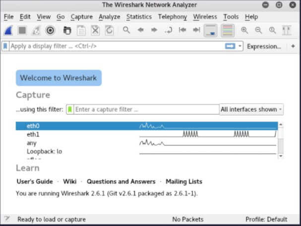 Wireshark, a short guide to use - Image 3