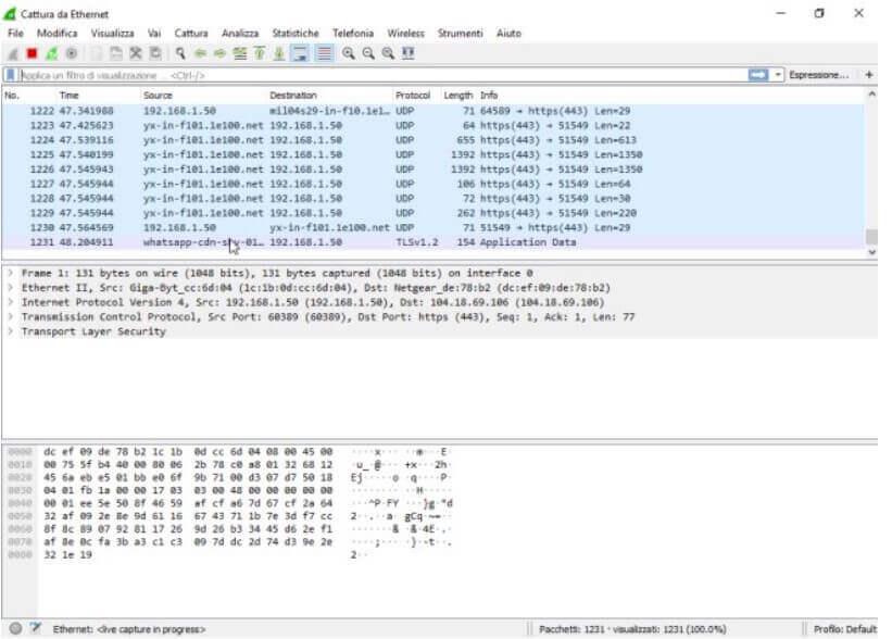 Wireshark, a short guide to use - Image 5