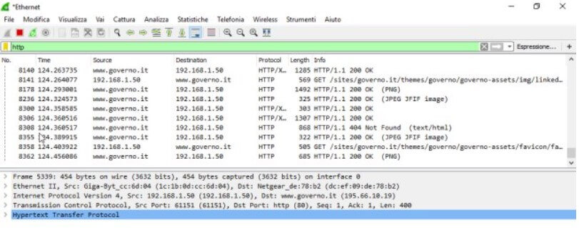 Wireshark, a short guide to use - Image 8