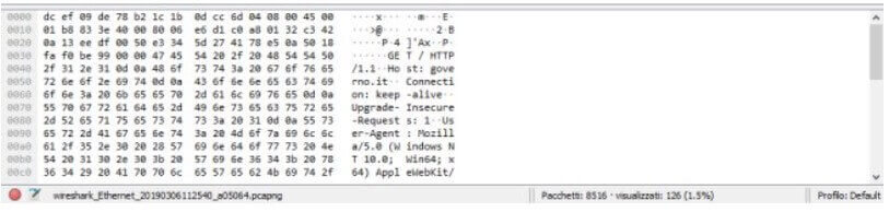 Wireshark, a short guide to use - Image 9