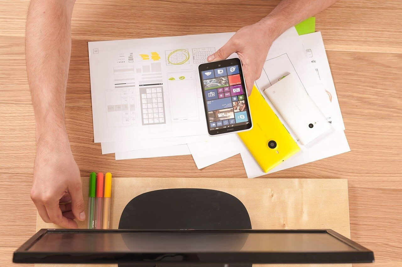 User Experience Design - 8 Simple Steps for Developing Your UX Design Process