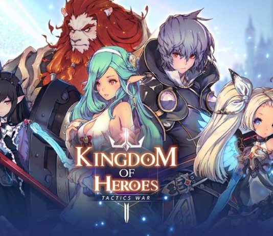 Kingdom Heroes and How to use autoclicker in it
