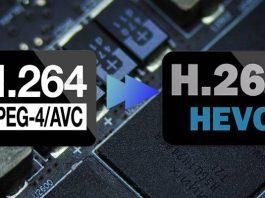 HEVC or H.265