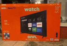 Onn 4K ROKU TV review