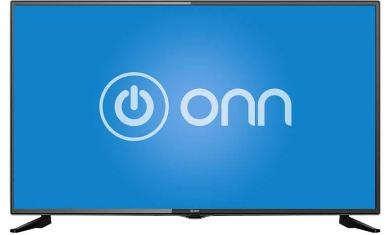 Who makes Onn TVs?