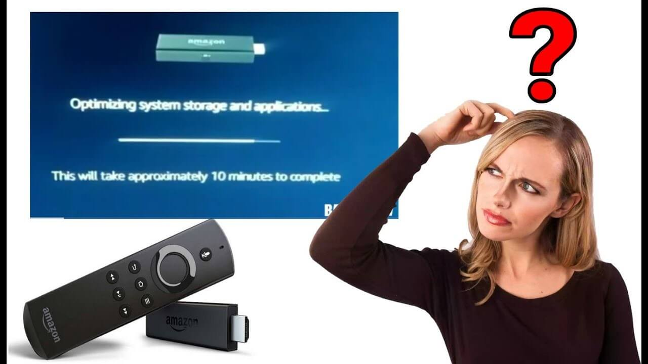 Tips on Fixing Fire Stick optimizing system storage and applications