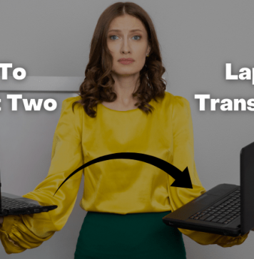 How To Connect Two Laptops To Transfer Files? 7 Easy Ways Explained