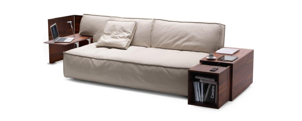 My World Couch by Philipe Starck
