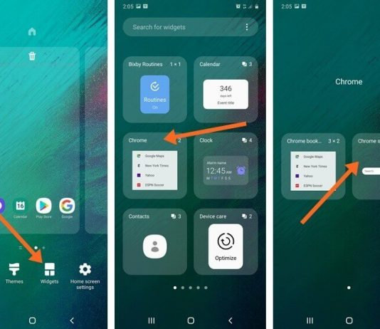 How to Search on an Android Phone