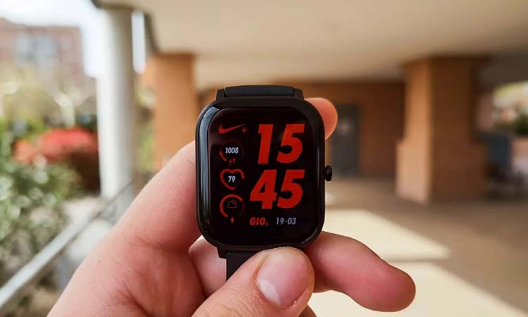 Amazfit GTS analysis of the best smartwatch in value for money