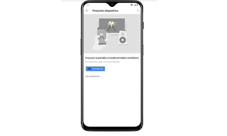 Cast your screen with a Google Chromecast step4