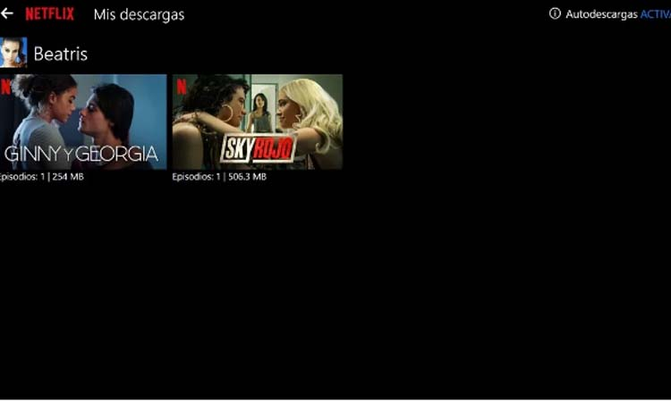 Choose video quality and manage Netflix downloads 1 step1