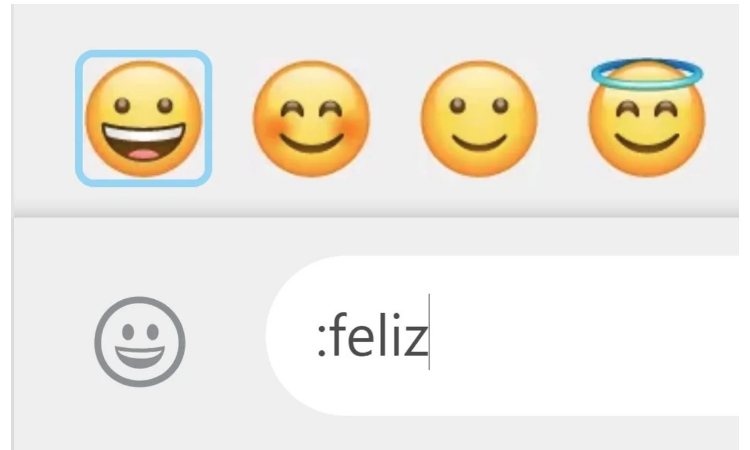 Find emojis in the fastest way possible